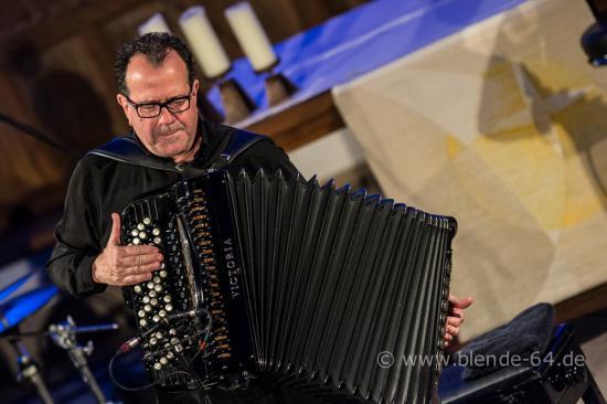 Richard Galliano - New Tangaria Quartet