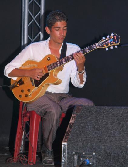 Django Memory Quartet : Richard Manetti