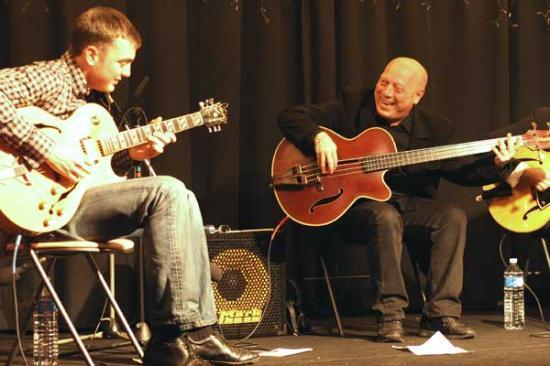 Django Memory Quartet : David Reinhardt, Jean-Marc Jafet