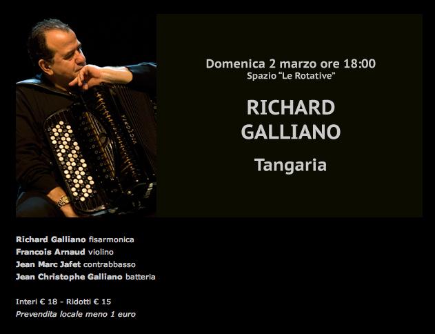 Piacenza Richard Galliano