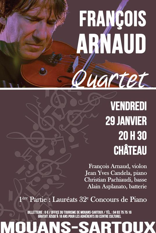 Concert franc ois mouans sartoux 2