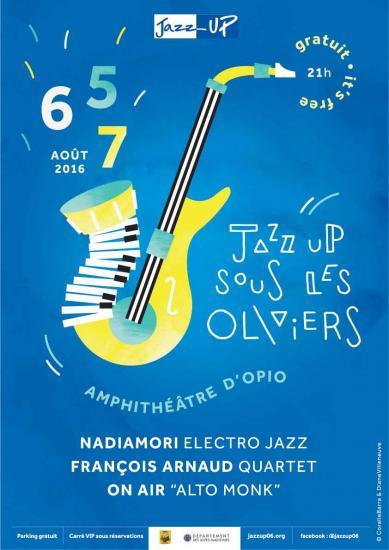 Jazzup poster sans traits c